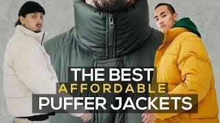 BEST PUFFER JACKETS | AFFORDABLE WINTER FALL ESSENTIALS