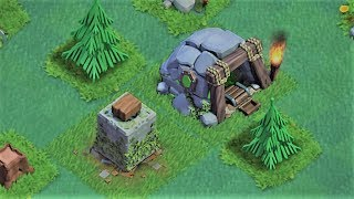 Clash of Clans- UNLOCKING GEM MINE, CRUSHER, AND TOP BH3 defensive base