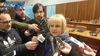 Salta il Consiglio sui Servizi sociali, l'itervento di Ida Grella (PD)