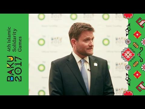 BP Regional President`s thoughts on Baku 2017