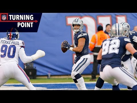 Dak Prescott & the Cowboys Power Past Giants with Hot 4th Quarter (Week 14) | NFL Turning Point