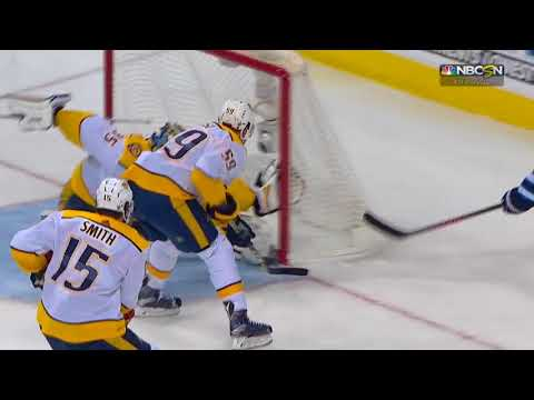 Nashville Predators vs Winnipeg Jets - May 7, 2018 | Game Highlights | NHL 2017/18