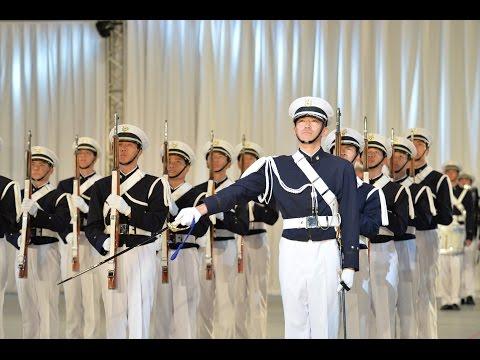 平成28年度自衛隊音楽まつり 防衛大学校儀仗隊(ファンシードリル)