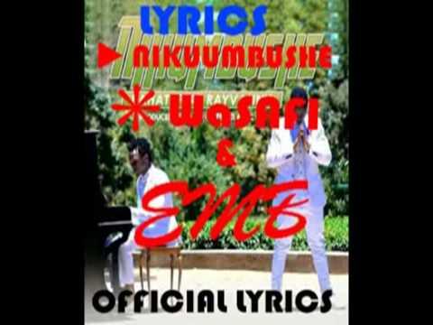 NIKUMBUSHE LYRICS -Bahati ft.Rayvanny(Official)