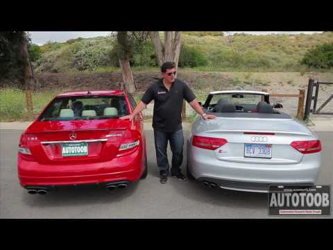 Question 2010 Audi S5 Or 2010 Mercedes C 63 Youtube