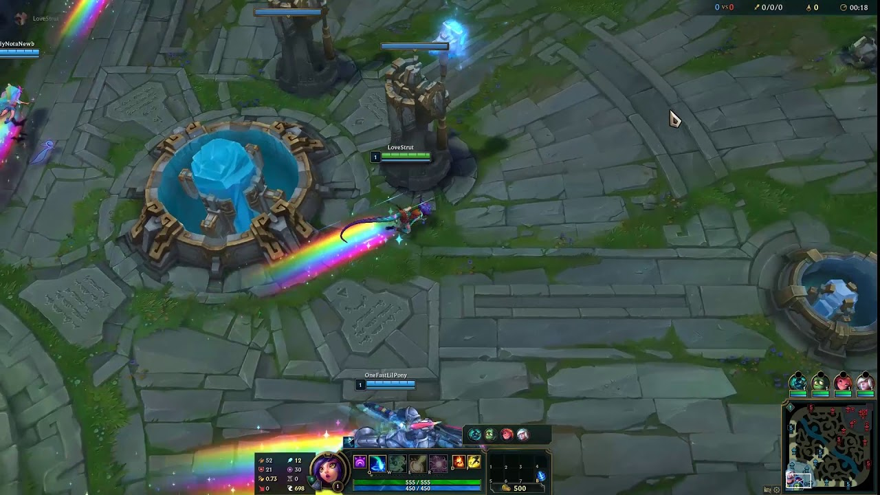 League of Legends Brings Back This Rainbow Icon With New In