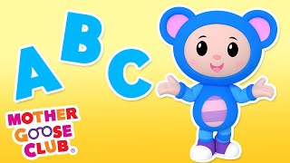 Bluesy ABC + More | Mother Goose Club Cartoons #NurseryRhymes