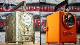 Vintage Wonder Lamp Restoration