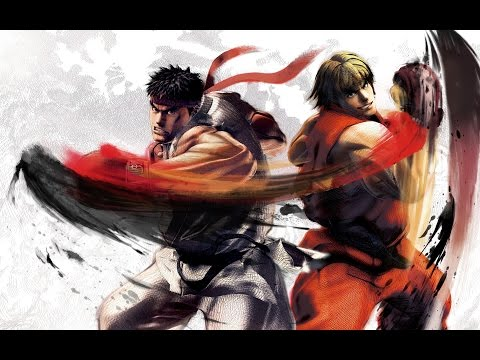 Street Fighter Mugen 2015 - Test Version Released!!!!