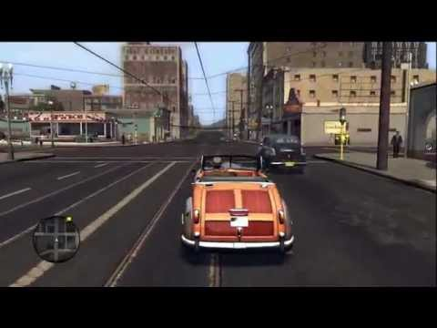 LA Noire - Random Cruising Along the Streets of Los Angeles