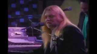 Gregg Allman w/ The Neville Brothers