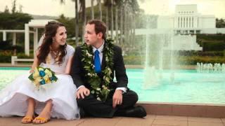 Erin & Ben Hoff and their Hawaiian Wedding