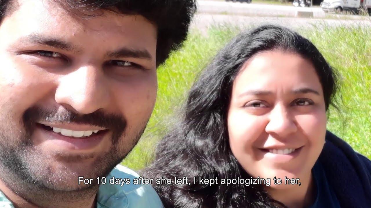 Sai Akhila Muppala My Death Wish Akhila Muppala Pranay Puchakayala Telugola  - YouTube