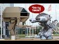 Поделки - Робот Игорек. Супер технологии ЛОХОТРОНЩИКОВ !!! ПОЗОР !!!