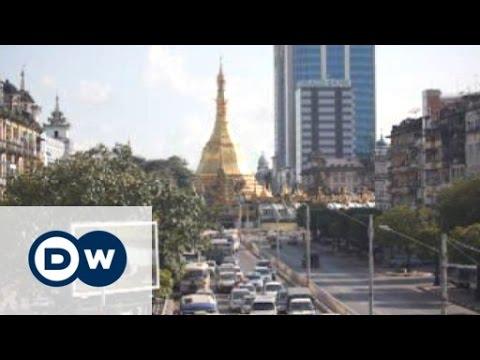 Young entrepreneurs in Myanmar | Business