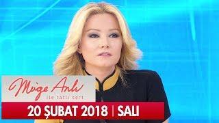 Müge Anlı ile Tatlı Sert 20 Şubat 2018 - Tek Parça