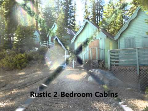 Huntington Lake Resort Cabins!