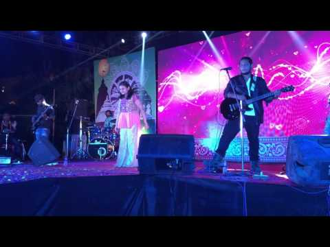 Ananya Sritam Nanda Indian idol junior winner Live Bhubaneshwar - Har Kis ki ko