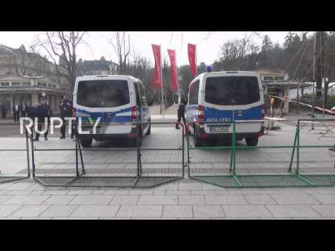 Germany: 'Development needs debt relief' - protest against G20 finance minister meeting