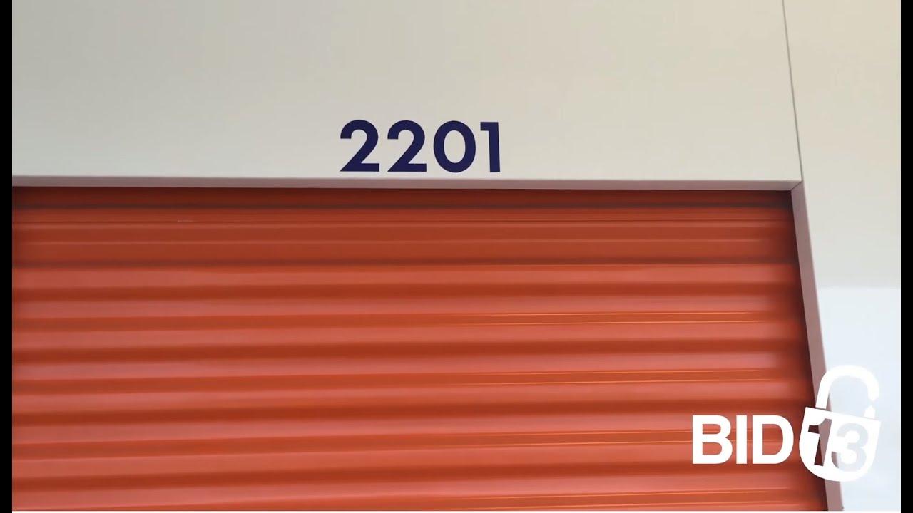 storage master new berlin unit 2201 youtube. Black Bedroom Furniture Sets. Home Design Ideas