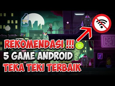 Top 5 Game Teka Teki Android Offline Terbaik Sepanjang Masa - 동영상