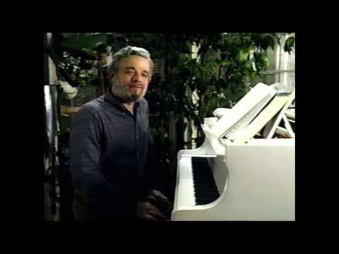 """INTO THE WOODS Conversation Piece - Stephen Sondheim on """"No More"""" and """"No One Is Alone"""""""