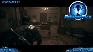 the order 1886 all collectible locations chapter 11 brothers in arms
