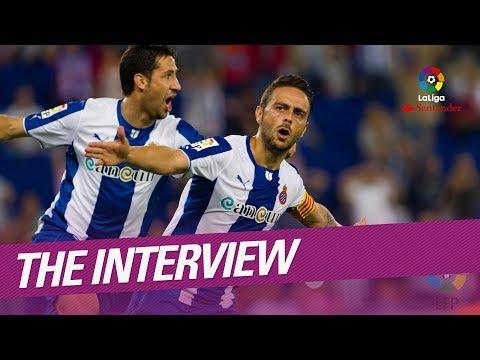 The Interview: Sergio Garcia, RCD Espanyol player