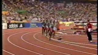 1999 IAAF World Athletics Championships - Men