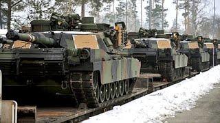 U.S. Army Sending 100 Tanks to Eastern Europe to Deter