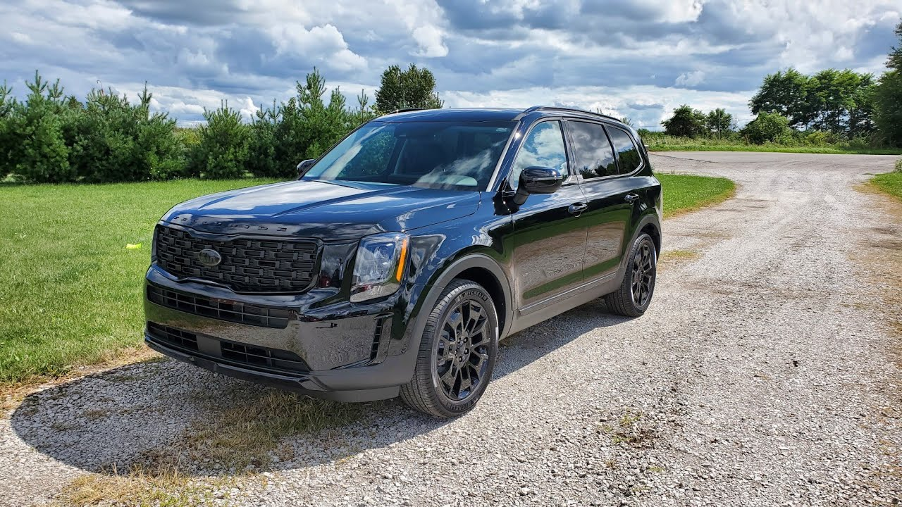 We Bought Our First BRAND NEW Car! (2021 Kia Telluride Nightfall Edition)