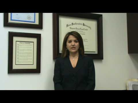 Miami Florida Attorney - Lawyer Dania Fernandez - www.FloridaLawAttorney.com - Foreclosure Video8