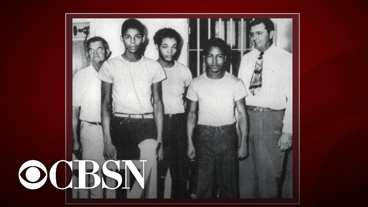 Groveland Four: Florida pardons black men wrongly convicted of raping white ...