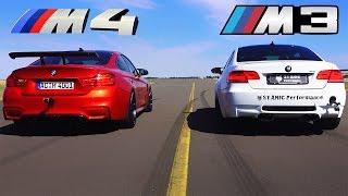 BMW M3 Sound V8 E92 Stanic Performance Exhaust Acceleration REVS Revving M4 F82 Test