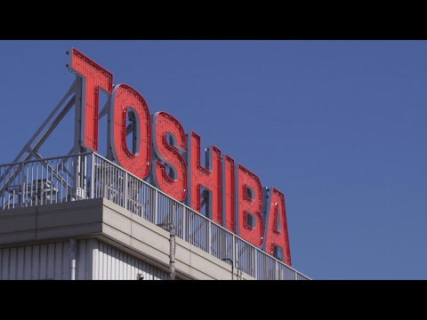 Tough times for loss-making Toshiba