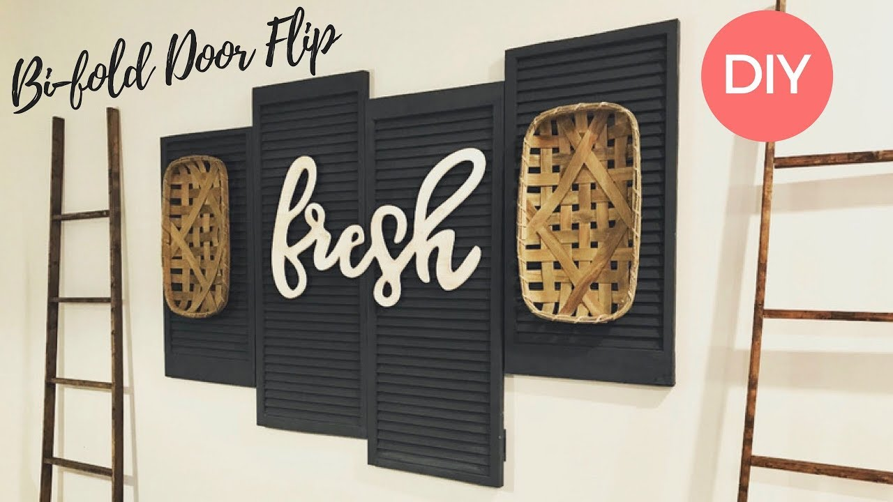 Verführerisch Diy Upcycling Ideen Von Bi-fold Doors     E Style  