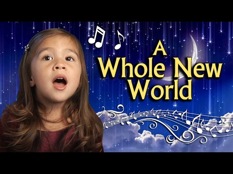 JILLIAN SINGS A WHOLE NEW WORLD!!! Throwback Thursday Time Warp!