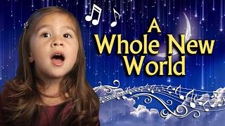 JILLIAN SINGS A WHOLE NEW WORLD!!! Throwback Thursday Time Warp!