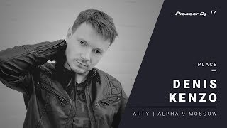 Video DENIZ KENZO /Arty | Alpha 9 Moscow/ @ Pioneer DJ TV | Moscow download MP3, 3GP, MP4, WEBM, AVI, FLV Agustus 2018