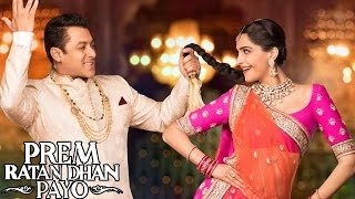 Censored Board Cuts 3 SCENES From Prem Ratan Dhan Payo