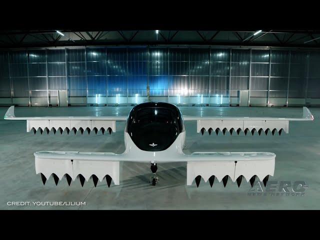 Airborne 04.02.21: Air Tractor 4000, CAF Theater, Lilium 7 Seater