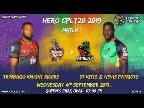 Match 1 Highlights | #TKRvSKP | #CPL19