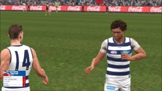 AFL Evolution - Can you Win a Game by ONLY Kicking Behinds?!