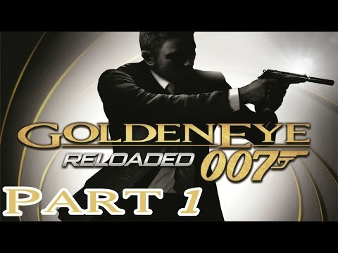 GoldenEye 007: Reloaded - Part 1: Dam HD Walkthrough