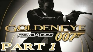 GoldenEye 007: Reloaded - Part 1: Dam HD Walkthrough