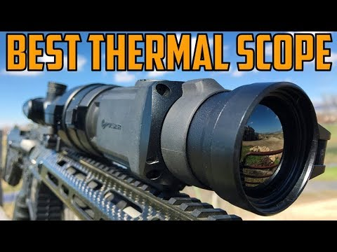 Best Thermal Scope Review 2020 - Top 5 Thermal Scopes For Hunting