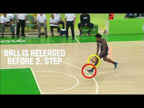 FIBA Rules Explained: Traveling