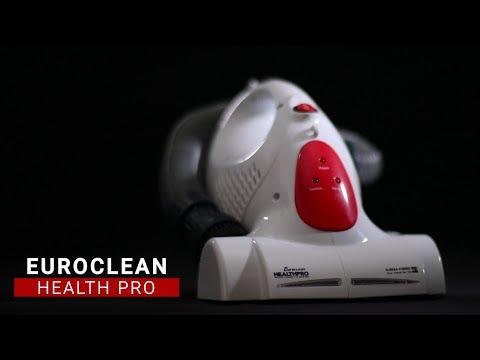 Euroclean Health Pro Vacuum Cleaner