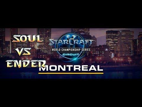 WCS Montreal SouL vs EnderSword