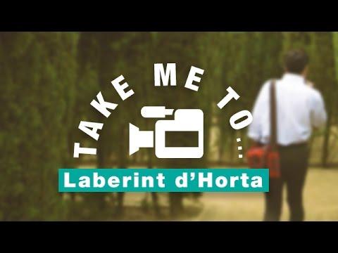 David Føll shows us Laberint d'Horta | Take Me To...Barcelona!